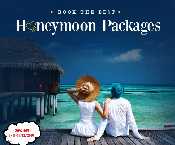 Sweet Honeymoon Package 4D3N